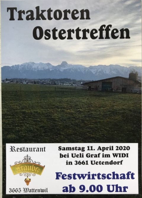 Flyer Ostertreffen
